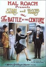 The Battle Of The Century (1927) afişi