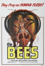 The Bees (1978) afişi