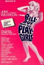 The Bellboy And The Playgirls (1962) afişi