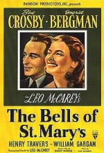 The Bells of St. Mary's (1945) afişi