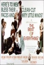 The Best Of Everything (1959) afişi