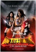 The Big Tits Zombie 3d (2010) afişi