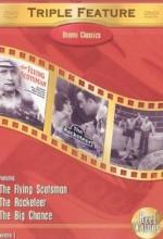 The Big Chance (1933) afişi