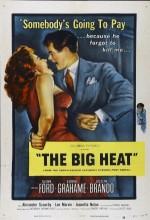Büyük Öfke (1953) afişi