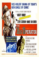 The Big Operator (1959) afişi
