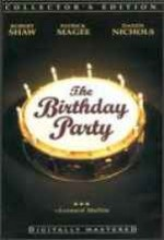 The Birthday Party (1968) afişi