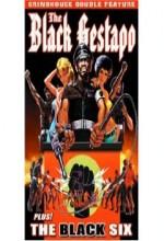 The Black Gestapo (1975) afişi