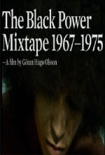 The Black Power Mixtape (2011) afişi