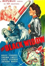 The Black Widow (1947) afişi