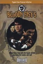 The Bloody Fists (1972) afişi