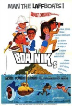 The Boatniks (1970) afişi