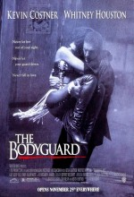 The Bodyguard (1992) afişi