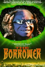 The Borrower (1991) afişi