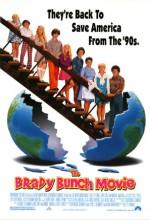 The Brady Bunch Movie (1995) afişi