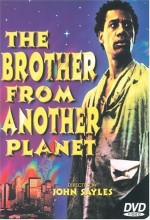 The Brother From Another Planet (1984) afişi