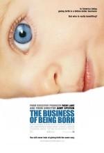 The Business of Being Born (2008) afişi