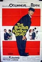 The Buster Keaton Story (1957) afişi