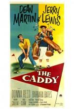 The Caddy (1953) afişi