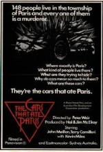 The Cars That Ate Paris (1974) afişi