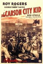 The Carson City Kid (1940) afişi
