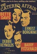 The Catered Affair (1956) afişi