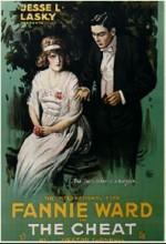 The Cheat (1915) afişi