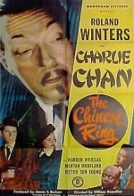 The Chinese Ring (1947) afişi