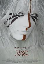 The Clan Of The Cave Bear (1986) afişi