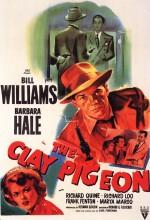 The Clay Pigeon (1949) afişi