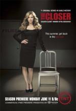 The Closer (2005) afişi