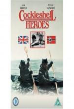 The Cockleshell Heroes (1955) afişi