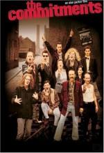 The Commitments (1991) afişi
