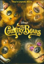 The Country Bears (2002) afişi