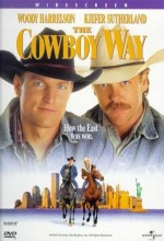 The Cowboy Way (1994) afişi