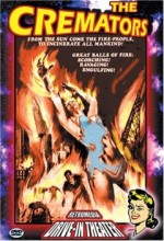 The Cremators (1972) afişi
