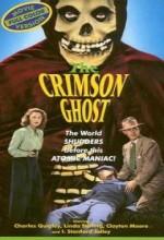 The Crimson Ghost (1966) afişi