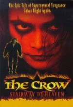 The Crow: Stairway To Heaven (1999) afişi