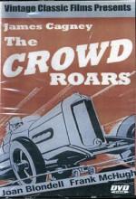 The Crowd Roars (1938) afişi