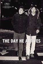 The Day He Arrives (2011) afişi