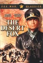 The Desert Fox: The Story Of Rommel (1951) afişi
