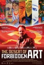 The Desert Of Forbidden Art (2010) afişi