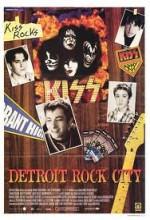 The Detroit Rock City (1999) afişi