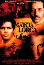 The Disappearance Of Garcia Lorca (1996) afişi