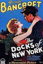 The Docks Of New York (1928) afişi