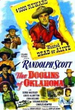 The Doolins Of Oklahoma (1949) afişi