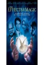 The Effects Of Magic (1998) afişi