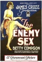 The Enemy Sex (1924) afişi