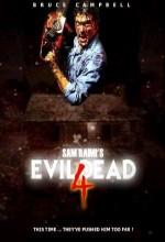 The Evil Dead 2 (1) afişi