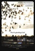 The Exploding Girl (2009) afişi