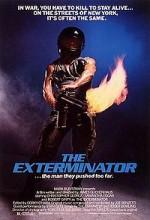 The Exterminator (1980) afişi